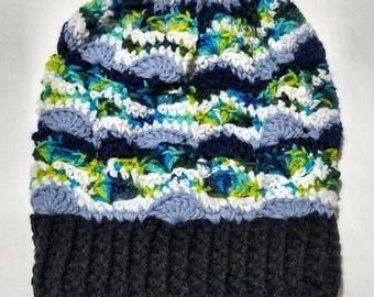 Homemade Slouchy Beanie Hat
