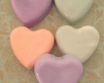 Sweetheart inspired soap