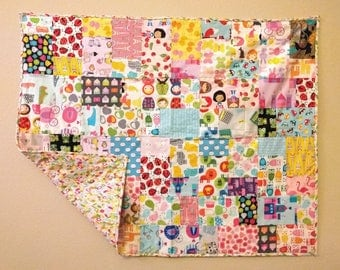 Baby/Toddler Learning Quilt