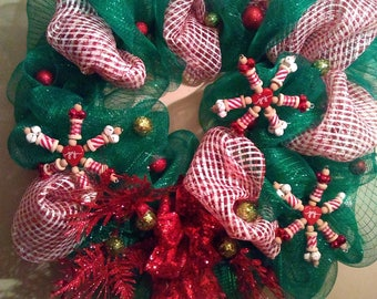 Christmas Joy Wreath/craftsbyjenny3