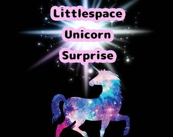 Littlespace A unicorn surprise box!