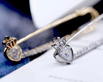 Exquisite Cute Heart-shaped Brooches, Brooch Pin