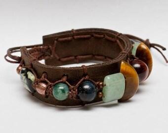 Leather Bracelet Men/Women