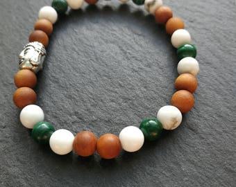 Yoga Bracelet Gemstone Bracelet
