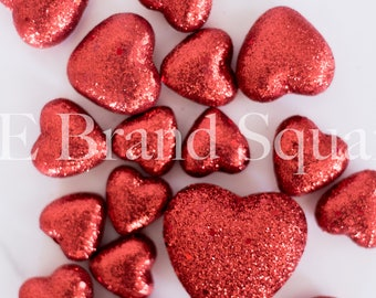 Valentine's Day Styled Stock Photo