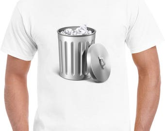 I Am Trash Garbage Funny T Shirt