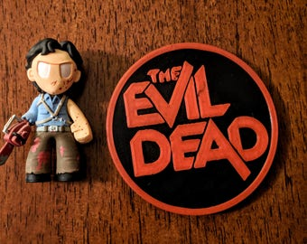 The Evil Dead Coaster