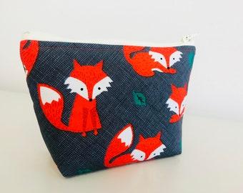 Fox Essential Oil Pouch | Foxy Pouch | Baby Fox