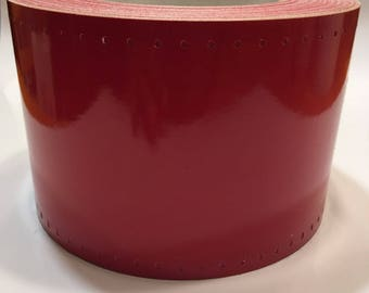 "3.5"" x 10 yds * 3M Scotchcal vinyl roll **Cardinal Red**"