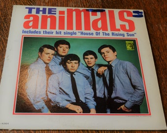 The Animals (self-titled) LP