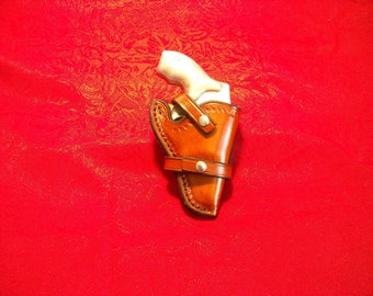 Revolver Wrap Holster RIGHT HANDED .38 Special