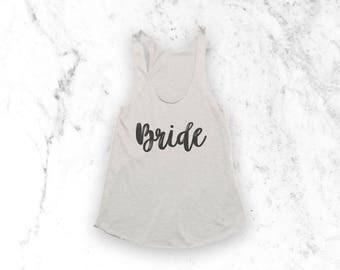Bride - Wedding Tank Top