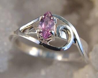 Candied - Pink Sapphire Gemstone ring
