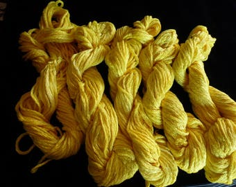 Yellow Synthetic Cord 9 Ounces