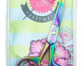 "Tula Pink Scissors, 4"" Micro Tip"