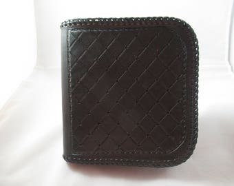 SALE ON  Hand Tooled CD Case
