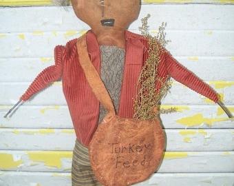 CustomerAppreciationSale Primitive Annie Pumpkin