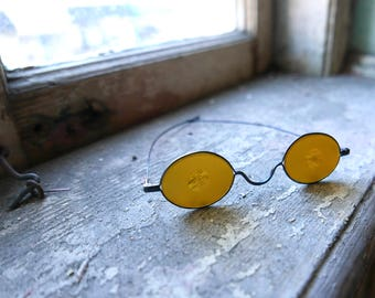 Antique Sharpshooter Spectacles