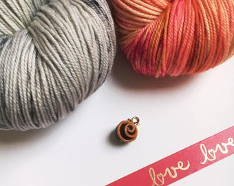 LUCY and ETHEL Valentine's Set Posh Sock Merino Cashmere Nylon Handdyed Yarn