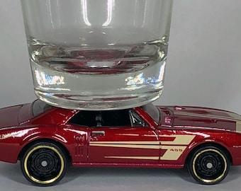 The ORIGINAL Hot Shot, Shot Glass, '67 Pontiac Firebird 400, Hot Wheels