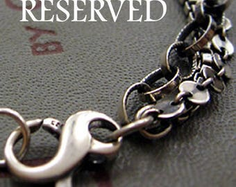 Reserved Order for KAILEIGH