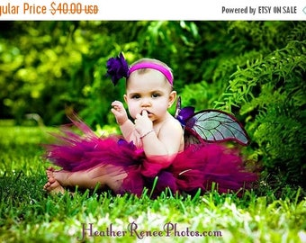 SUMMER SALE 20% OFF Design Your Own Garden Fairy Wings  - Perfect for Portraits - Makes A Great Keepsake - Wings Only