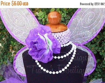 SUMMER SALE 20% OFF Purple and Lavender Rose Headband - Custom Matching Flower Headband - Made to Match Your Tutu