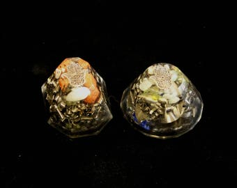 Orgone Energy Bliss Bombs featuring Hand of Blessing