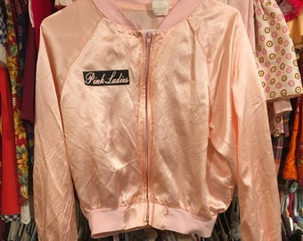Pink Ladies Jackets Women's Small