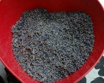 Dried Lavender Flower Buds 3 cups 3 ounces Fragrant Organically Grown