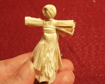 "Mini Corn Dolly for Mabon U choose which one 2"" tall"