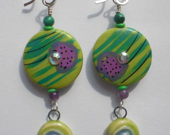 Green Dangle Clayworks and MyElements Collaboration
