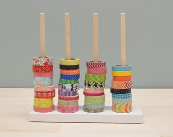 Washi Tape Stand -for decorative tape or ribbon