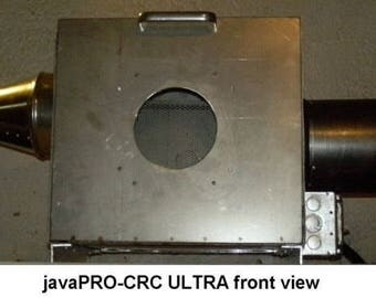 javaPRO-CRC ULTRA 5 lb. Capacity Electric Coffee Roaster Machine