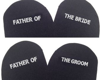 Grooms Socks Father of the Bride and Father of the Groom 2 pack  Cute Wedding Gift, Wedding  for Dads, Wedding Gifts