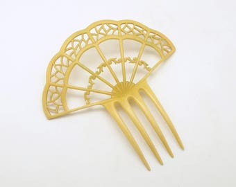 Vintage Mantilla Comb Large Hair Comb Hair Accessory
