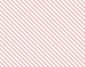 20EXTRA 20% OFF Riley Blake Designs Sweet Orchard Stripe Pink
