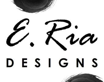 Custom listing for E. Ria Design customer - reship package