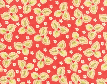 Hazel and Plum (20292 11) Pomegranate Autumn Leaves by Fig Tree & Co.