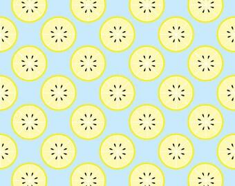 Sugar With a Twist of Lemon White (C6321-Blue) - by Simple Simon & C0.