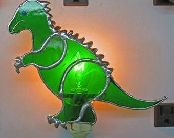 T. Rex - Tyrannosaurus Rex Night Light - Dinosaur Nightlight - Already Made - Ready to Ship