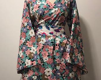 Teiko Kimono Dress