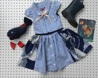 Recycled Summer Seas Dress