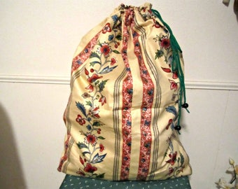 Laundry Bag Handmade Home Travel College Fabric Laundry Bag