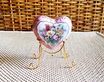 Music Box..Vintage Collectible Trinket Box...Jewelry Music Box ..Lena Liu's Mother's heart Collection.. Decoration..Porcelain Music Box..