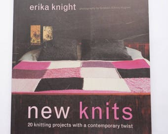 New Knits 20 Knitting Projects With A Contemporary Twist