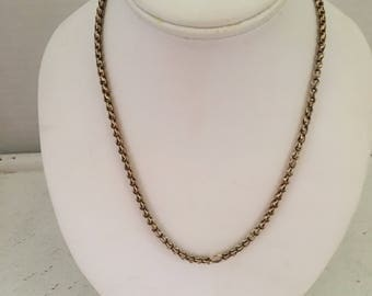 Victorian Gold Filled Chain