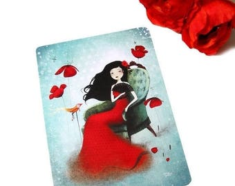 30% Off - Summer SALE 30 Percent Off - Summer SALE Flamenco Dream - Postcard