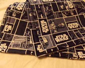Star Wars Placemats~Blue Star Wars Kitchen~Geek Party~Star Wars Kitchenware~Geeky Tableware~Sets of 2 or 4