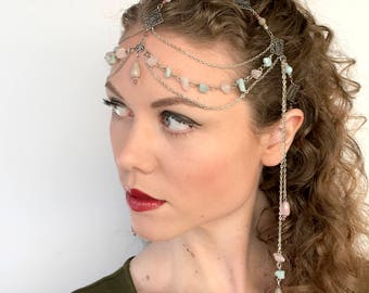Magical Circlet to Relieve Stress